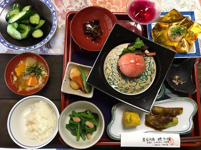 画像: 会津の農家民宿「穂多留」の野菜たっぷりランチがすごい~!