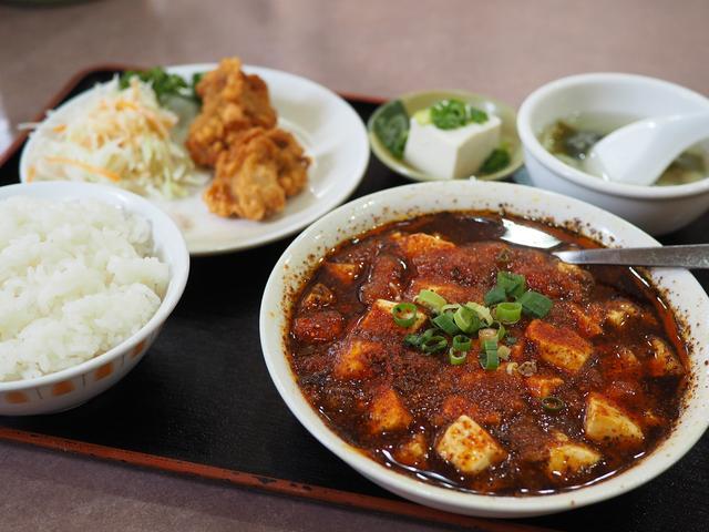 画像: あまりにも良心的で麻婆豆腐豆腐は病みつき系の抜群の味の大人気の町中華! 北区豊崎 「北京料理 吉祥楼」