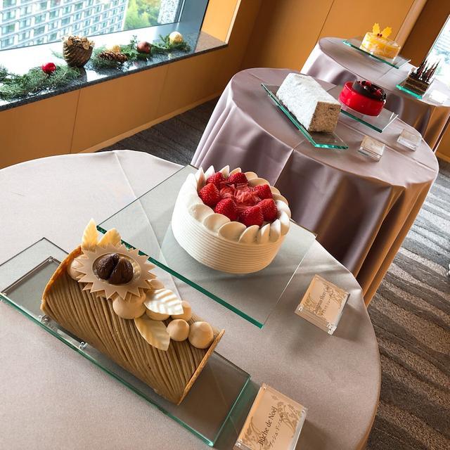 画像: オトナの上質・上品さが好評❗️「 ザ・キャピトルホテル東急」クリスマスケーキ!
