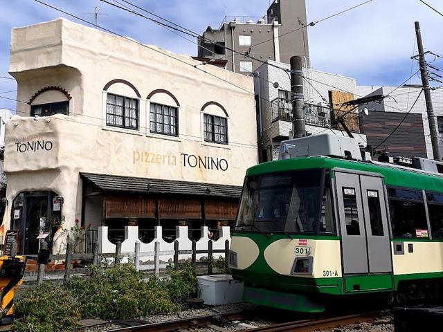 画像: 「下高井戸トニーノ」で旨辛ピッツァとイタリア栗のリゾット!
