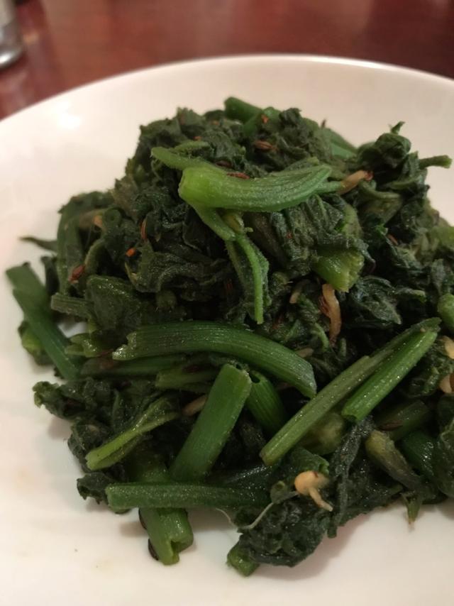 画像: 巣鴨にお参りした帰りに、とっても「珍しい野菜」を食べました。久々の野菜クイズ~!
