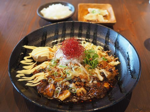 画像: 移転リニューアルオープン先も間借り営業の麻婆麺専門店! 天満 「しびれや」