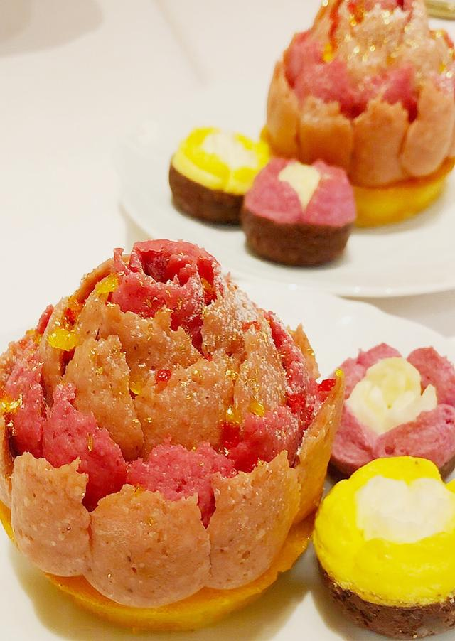 画像: 10/1予約開始!「TOKYOチューリップローズ」初のクリスマスケーキ&限定モンブラン