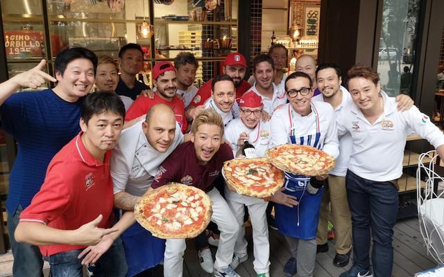 画像: 祝開店!コレド室町テラスでジーノソルビッロのお薦めピッツァ!