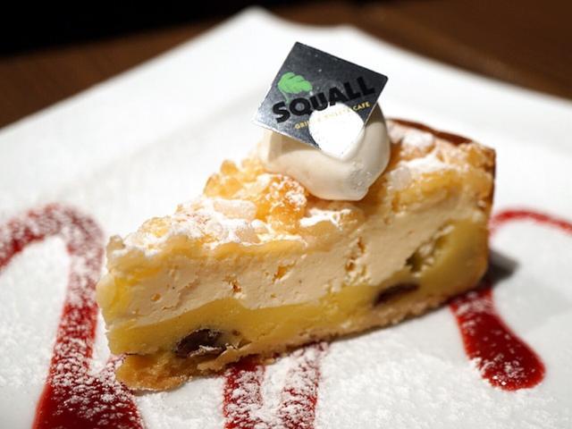 画像: チーズケーキパラダイス!・新宿 スコールカフェ