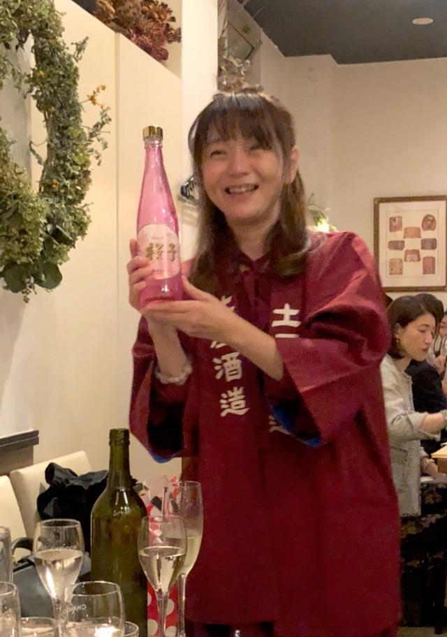 画像: ワイン&日本酒 イタリアンペアリング会へ♪