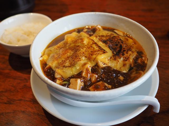 画像: 大人気の痺れる麻婆麺に焼きチーズトッピングバージョンが登場しました! 梅田 「SHIBIRE-NOODLES 蝋燭屋」
