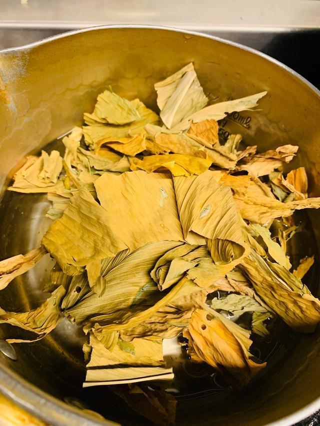 画像: ウコンの葉で!ターメリックミルク