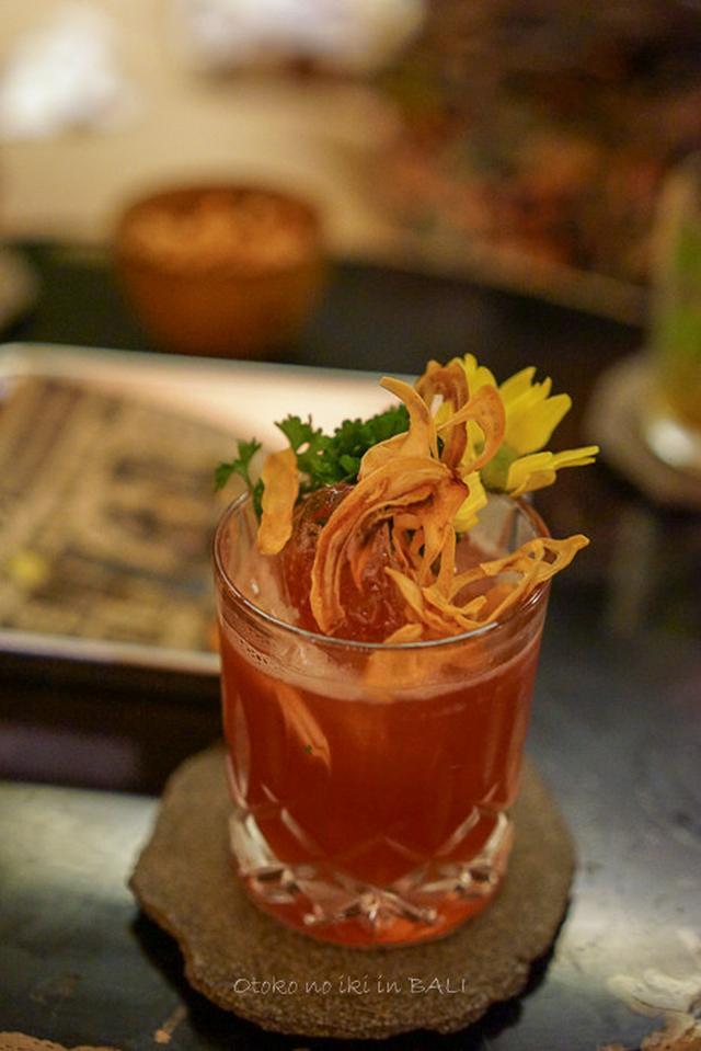 画像: The Night Rooster (バリ島)Asia Top50レストランのBARの実力とは