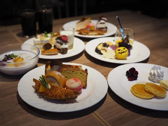 画像: チーズ好きにはたまらないチーズスイーツとチーズごちそうフードが食べ放題のチーズスーツビュッフェ! 京都タワーホテル 「タワーテラス」