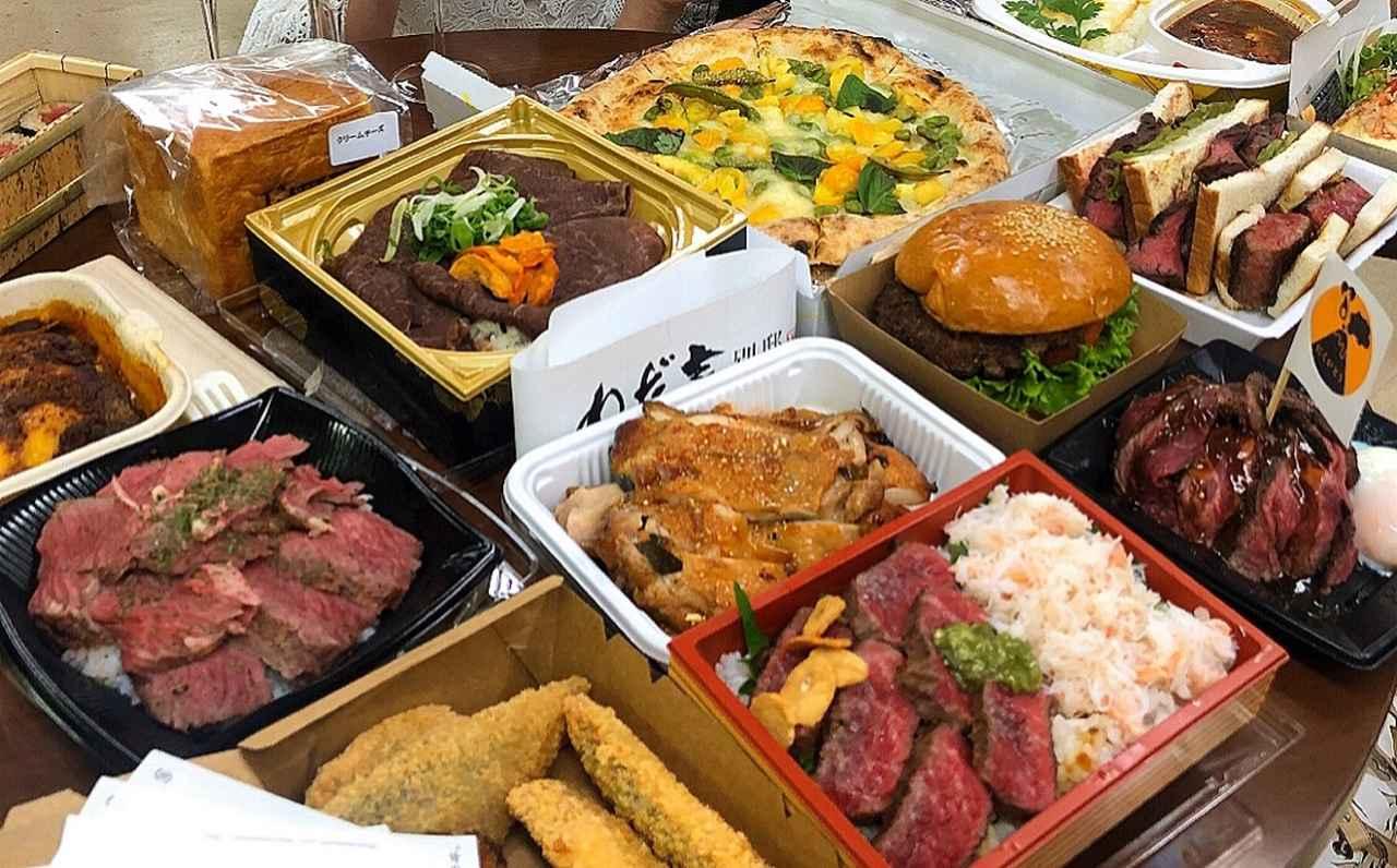 画像: 里井真由美『新宿小田急 本館11階でお待ちしてます♪「秋の食欲全開まつり」食べあるキング厳選33店‼️』