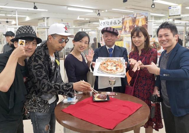 画像: あおい有紀『小田急百貨店催事by食べあるキングプロデュース☆』