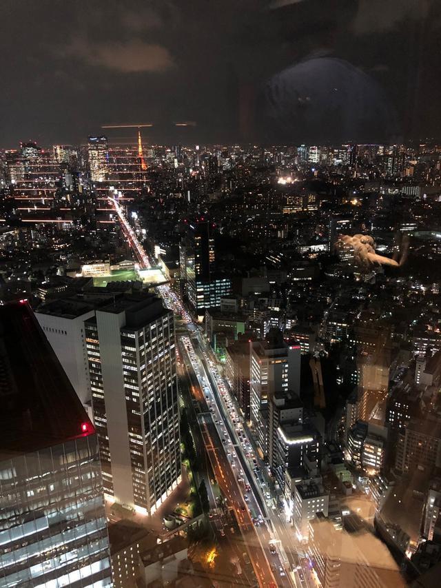 画像: 渋谷駅直結 46階❗️天空360°の見晴らしを体感〜(夜景編)