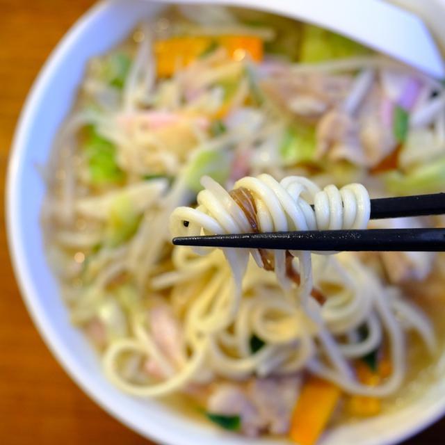 画像: 「長崎平戸で食べたちゃんぽん2店、一楽、もりとう」