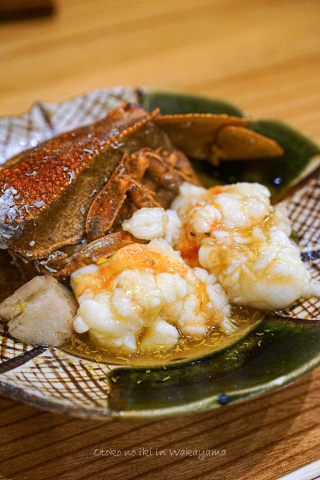 画像: くつ海老を食べに南紀白浜へ(和歌山)