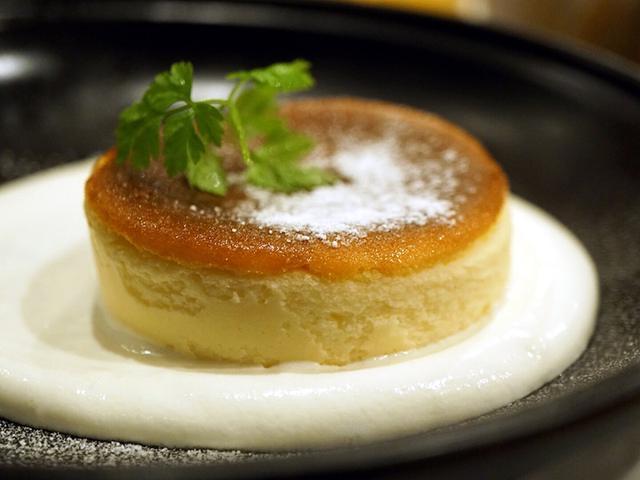 画像: チーズケーキパラダイス!・ココス バスクチーズケーキ