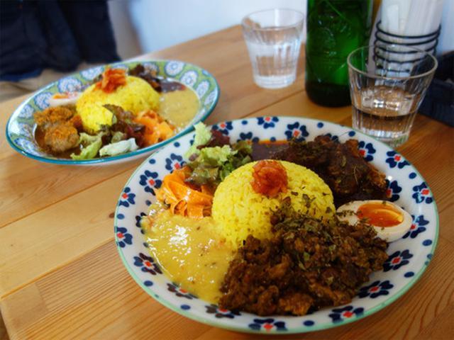 画像: 【福岡】可愛くてガツンと美味しいスパイスカレー店♪@タマガワカリー ドットコム