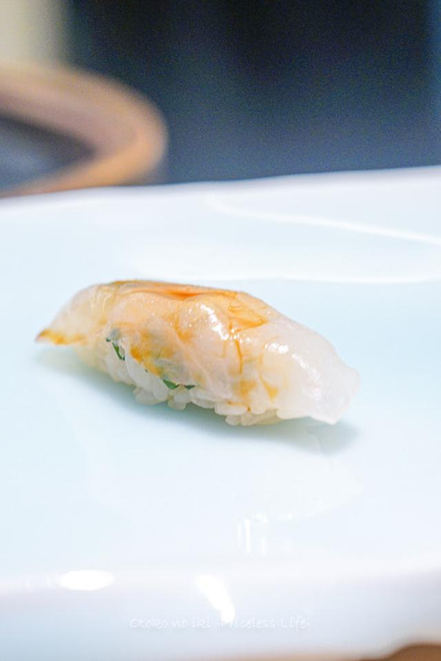 画像: 鮨 なんば(日比谷)さんまと北寄貝の屹然