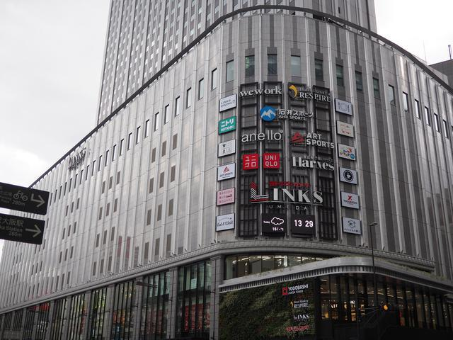 画像: 梅田のど真中に巨大複合商業施設が間もなくオープン! 「LINKS UMEDA」