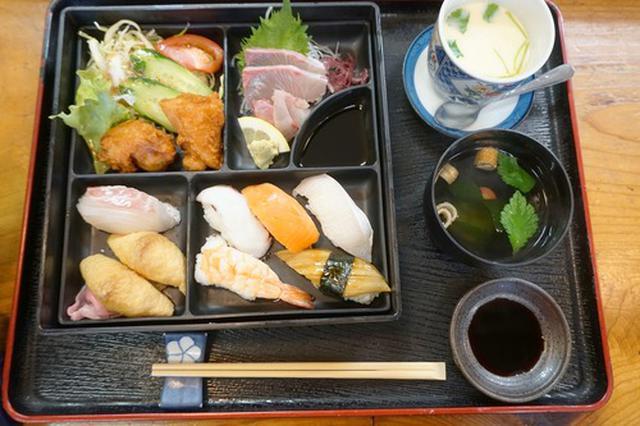 画像: 【福岡】寿司定食♪@和食家 なかにし