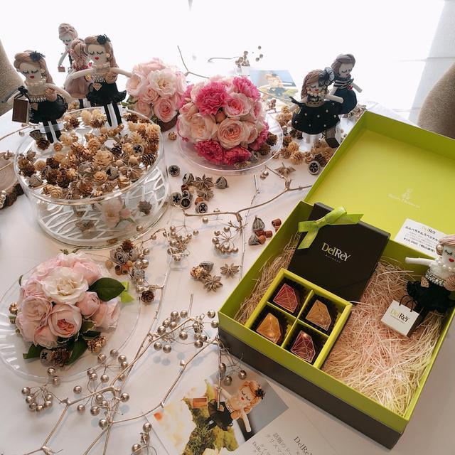 画像: 新商品も登場!「デルレイDelRey」ダイヤモンド型チョコはやっぱり憧れ♡