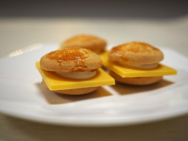 画像: Mのおやつ チーズとチョコレートの甘じょっぱい味にハマります! 東京駅 「マイキャプテンチーズTOKYO」