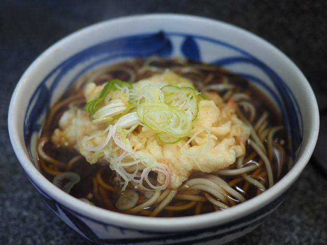画像: 濃いお出汁が癖になる東京の立ち食いそば! 東京都台東区 「ひさご」