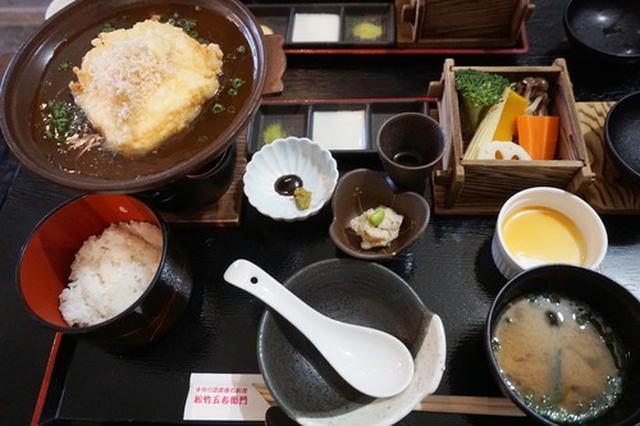 画像: 【福岡】おぼろ豆腐ランチ♪@手作り豆腐 懐石料理 松竹五右衛門 清水店