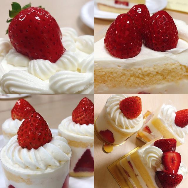 画像: 日経新聞NIKKEIプラス1「いちごショートケーキ」 ランキング❗️
