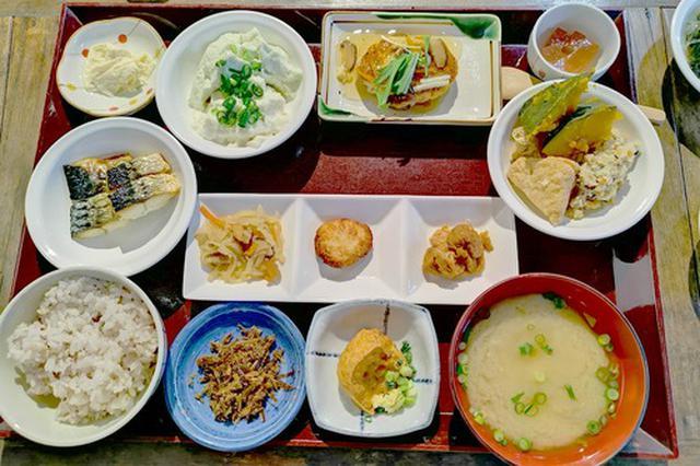 画像: 【佐賀】豆乳飲み放題&コラーゲン入り料理!豆腐バイキングレストラン♪@五ヶ山豆腐