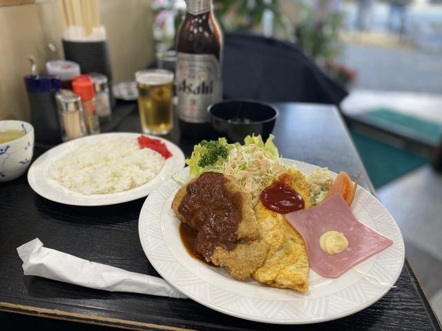画像: 地元客に絶大に支持されている観光地にある創業67年の老舗食堂! 天保山 「かどや」