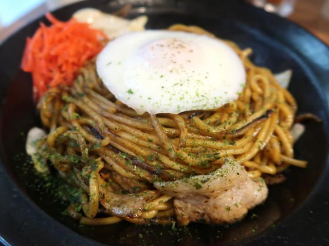 画像: 東京焼き麺スタンド 神保町店
