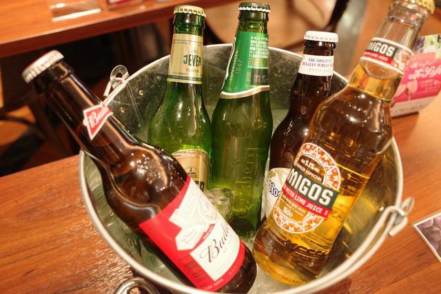 画像: 【品川】ビール好きに朗報。世界各国のビールをリーズナブルに味わえるダイニング「ビアインシュタイン 品川」