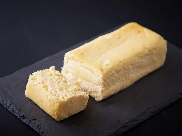 画像: 都立大学 リトルシェフ の チーズケーキ