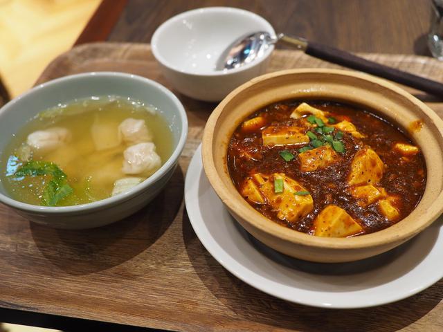 画像: 人気中華チェーンの麻婆豆腐は安定の美味しさです! 梅田 「紅虎餃子房 LINKS UMEDA店」