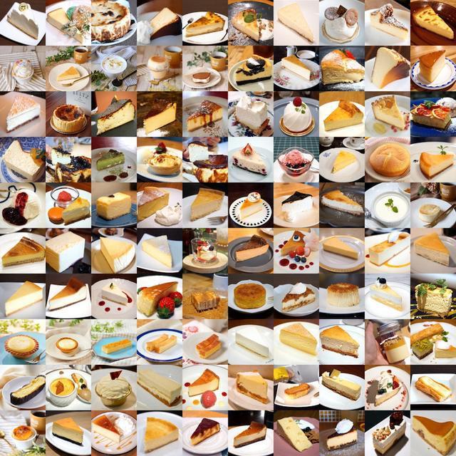 画像: MVチー(モーストバリュアブルチーズケーキ)2019:ジャンル別