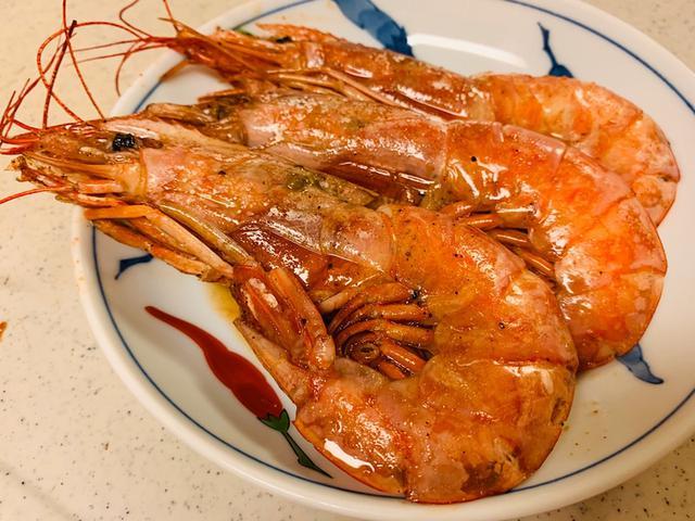 画像: ピリ辛海老のつや煮