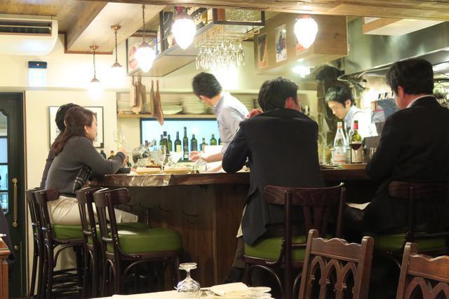 画像: 【三田】2軒目使いにもOK!25時まで営業のおしゃれでおいしいイタリアン「オステリア ラディーチ」