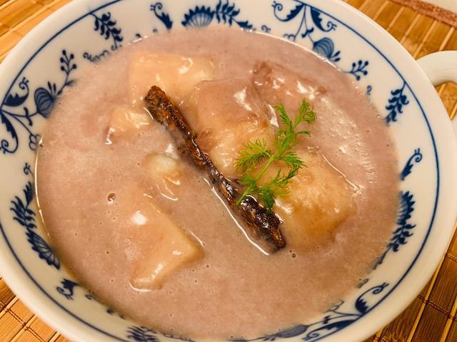 画像: シナモン香るミルキーあんこ餅