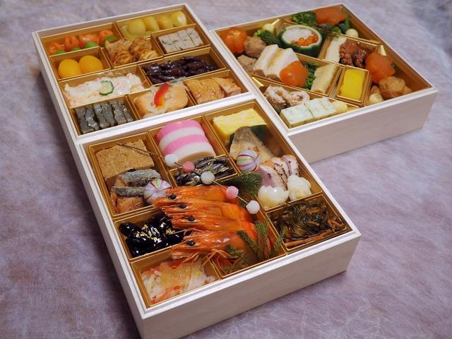 画像: 2020年のおせち・・・富山の料理旅館のおせちは味付けが抜群でした!