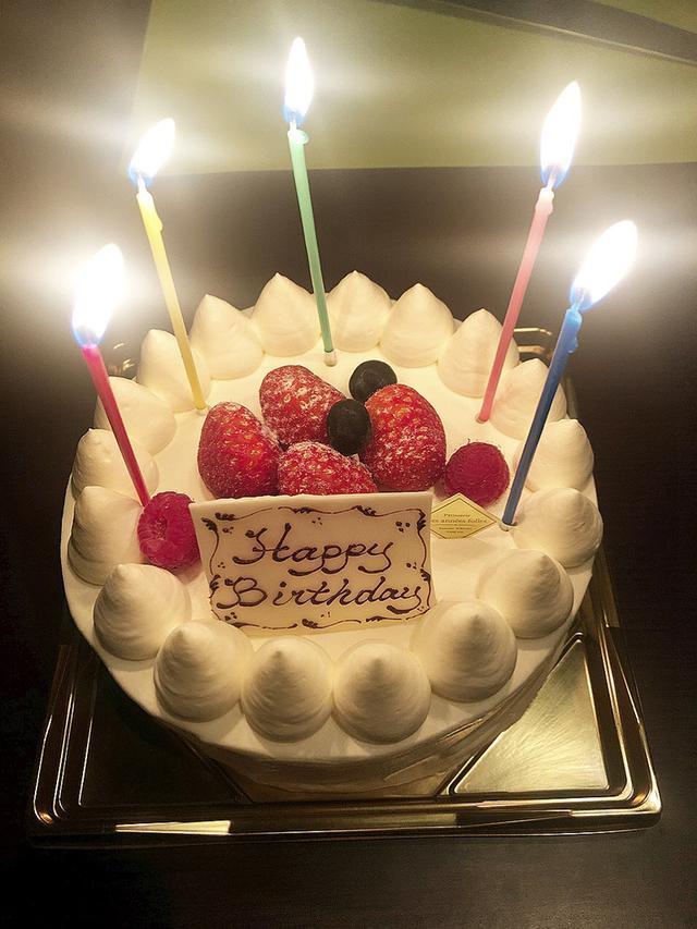 画像: 恵比寿「そのやま」園山真希絵ちゃん お誕生日パーティーへ
