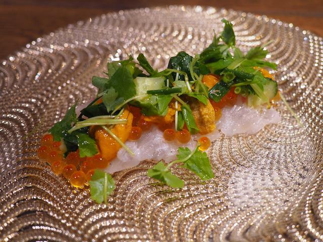 画像: 凄腕シェフの独創的な料理は全てが唸ってしまうほど美味しいです! 中津 「T.T.T.」