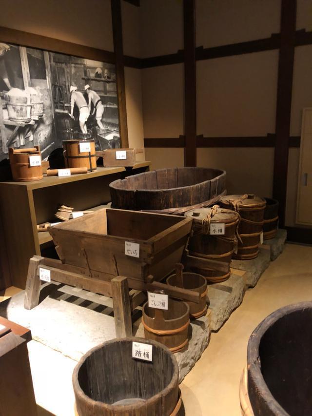 画像: 菊正宗酒造記念館へ