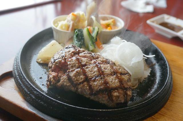 画像: 【福岡】レアスタイル!柳川の人気ハンバーグ専門店♪@サフラン