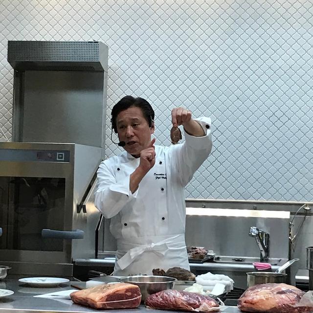 画像: シェフと支える放牧牛肉事業で中華@脇屋シェフの華麗な牛肉料理のワザにカンドーした話