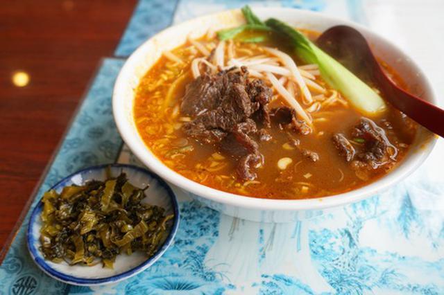 画像: 【福岡】牛肉麺&皿うどん♪@台湾飯店