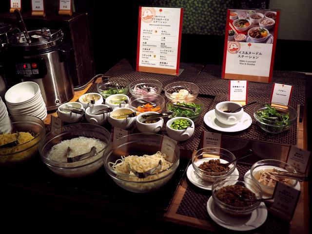 画像: 本場の味そのままの様々な台湾料理ビュッフェが始まりました! 京都タワーホテル 「タワーテラス」