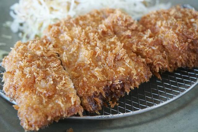 画像: 【福岡】トンカツ&総菜食べ放題の定食♪@とんかつ ちづる 大刀洗店