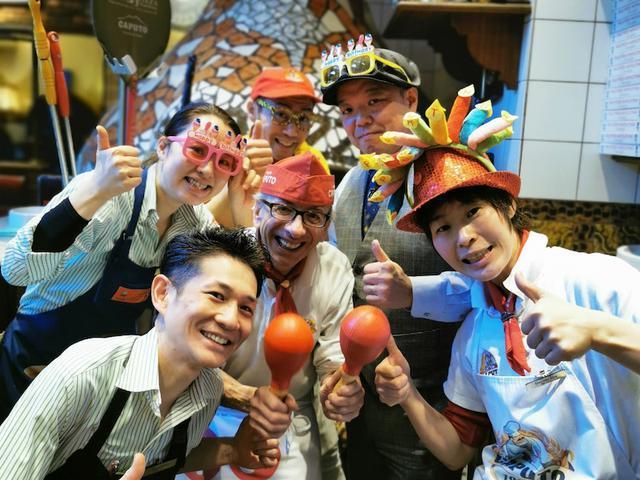 画像: 誕生日前日は名古屋のチェザリへ!