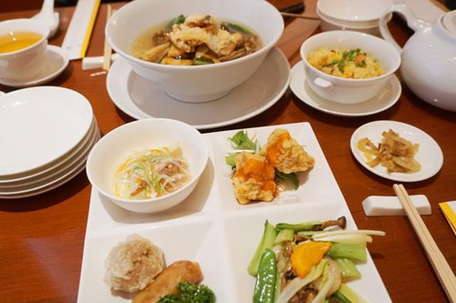 画像: 【福岡】ホテル日航福岡の中華を天神で♪@中国料理 鴻臚 大丸福岡天神店